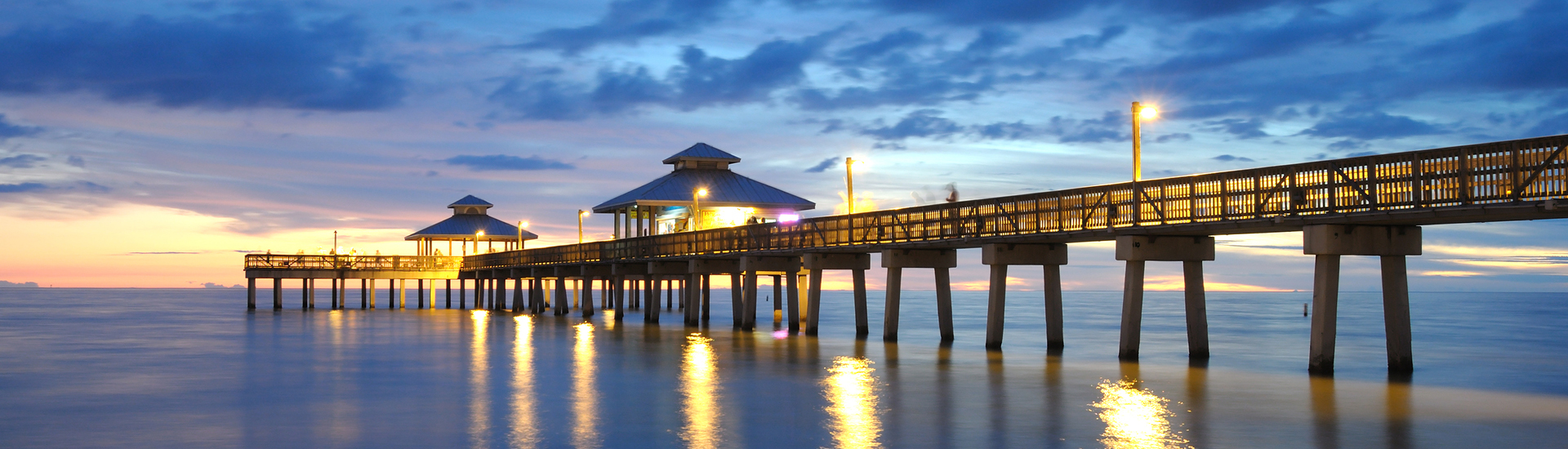 NAPLES PIER SUNSET 1920x550 WEB 300dpi